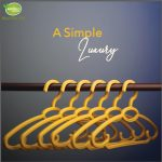New Simple Hanger (6pcs Pack)