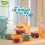 Fresh Food Keeper Large (3pcs Set)