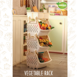 Kitchen Multi-Purpose Rack
