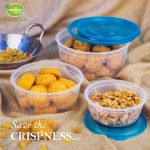 Trend Food Container 3pc Set (Small)